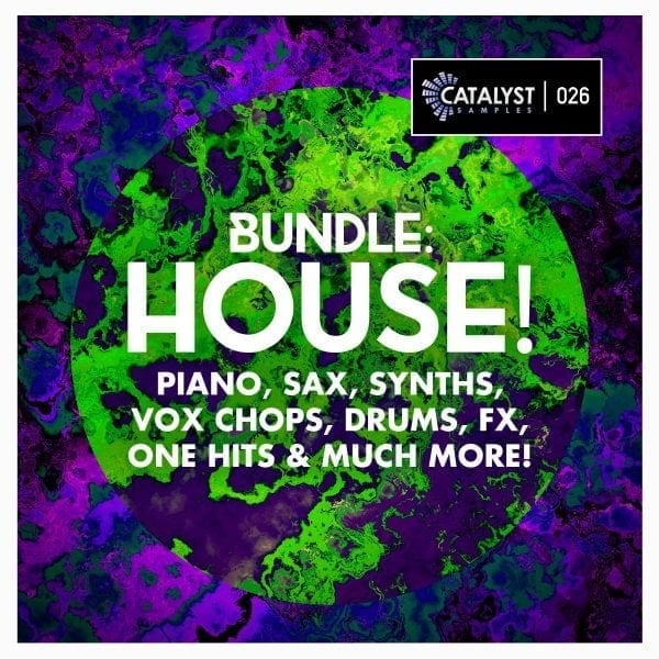 Bundle: House! catalyst samples