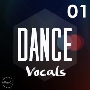Dance Vocals Vol 1