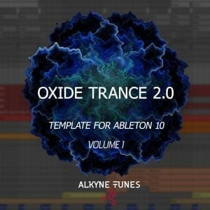 Oxide Trance 2.0 Template