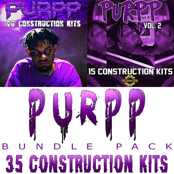 Purpp bundle the drum bank