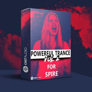 Powerful Trance & Psy Trance for Spire 2