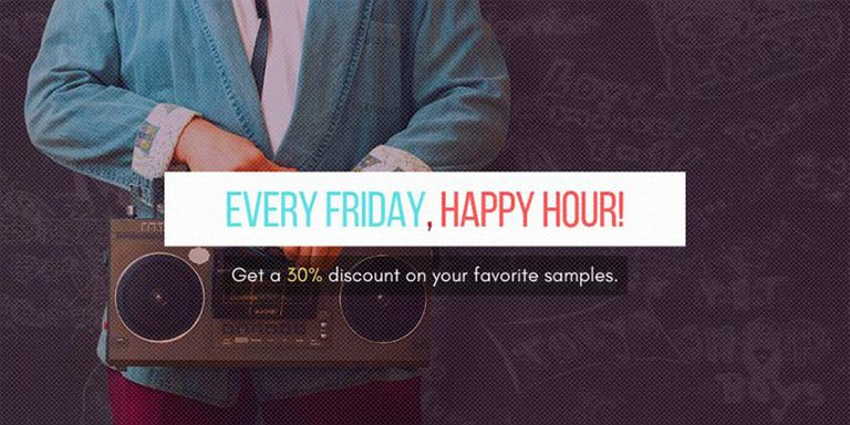 Producershop - Happy Hour