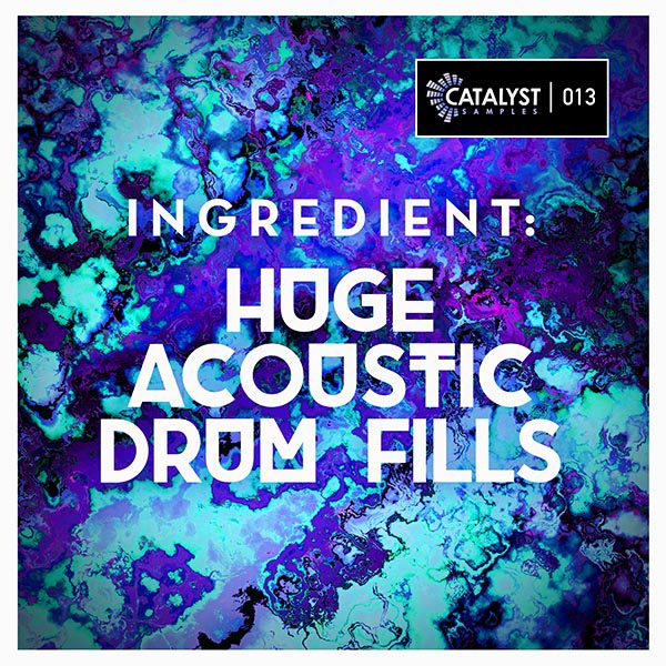 Huge Acoustic Drum Fills Catalyst Samples