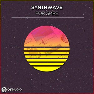 Synthwave For Spire ost audio