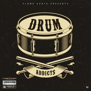 Drum Addicts flame audio