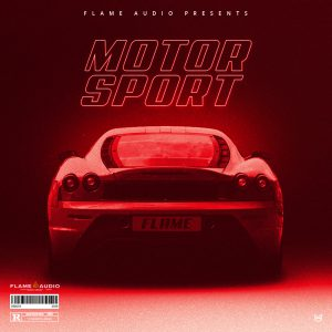 motorsport flame audio