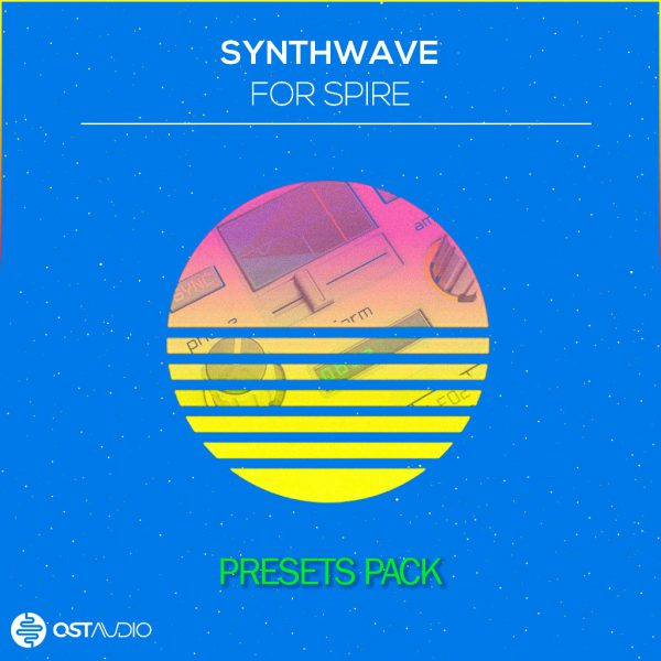 Synthwave For Spire: Presets Pack Ost Audio