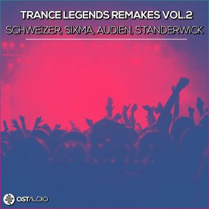 Trance Legends Remakes 2