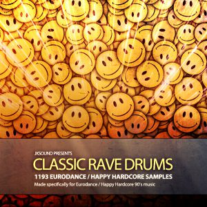 Classic Rave Drums