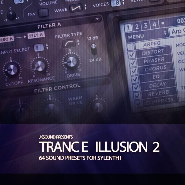 Trance Illusion 2 for Sylenth1