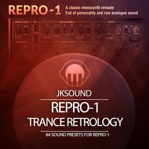 Trance Retrology For Repro-1