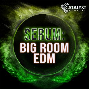edm presets for serum