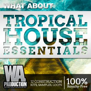 tropical house sample pack