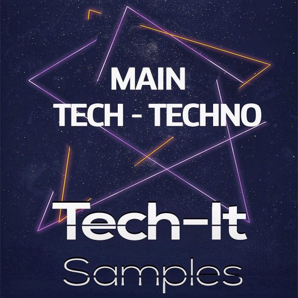 sample library for Techno
