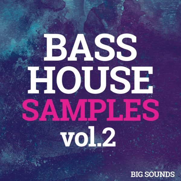 Bass House sample pack