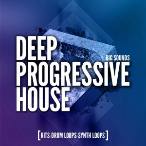 progressive house sample pack