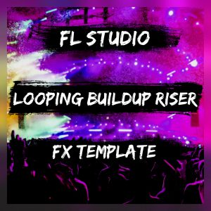 fl studio Buildup