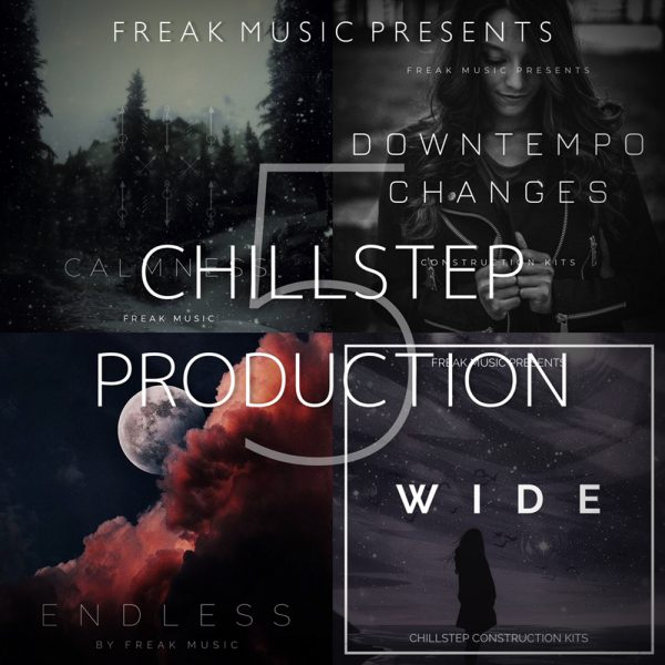chillstep music samples